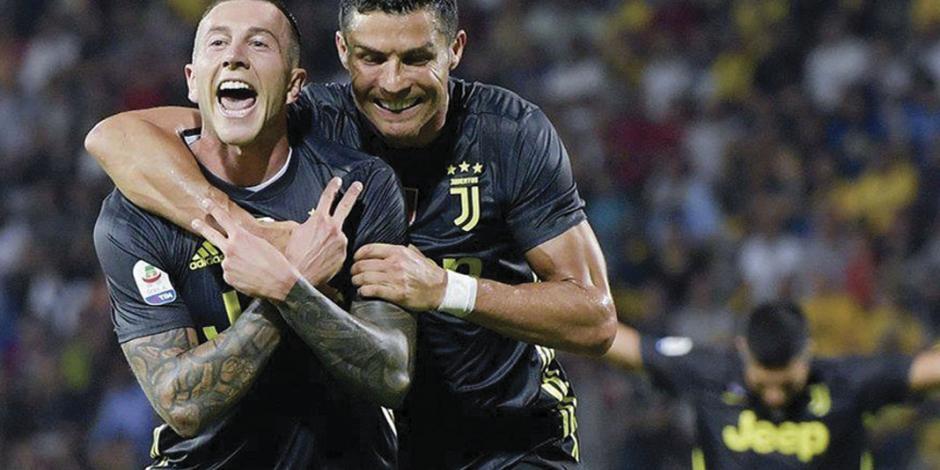 Sin derrotas en UCL y Liga, Juve es el mejor de Europa