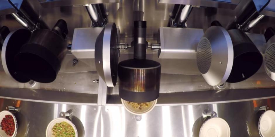 VIDEO: Abre en Boston restaurante atendido por robots
