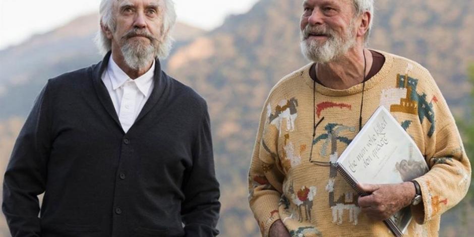 Proyección en Cannes del filme más esperado de Gilliam, en vilo por demanda