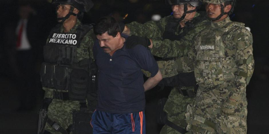 Descubre EU conspiración del Cártel de Sinaloa para lavar decenas de mdd