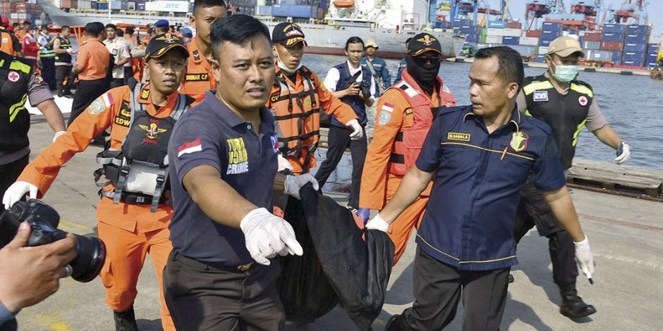 Avionazo pone a Indonesia como el peor país para volar