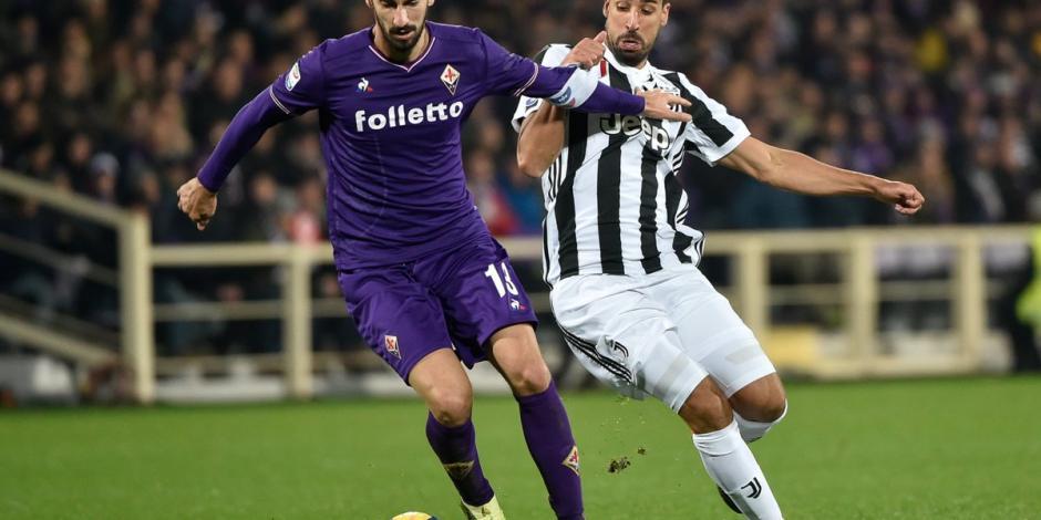 Muere Davide Astori, capitán de la Fiorentina en hotel de concentración