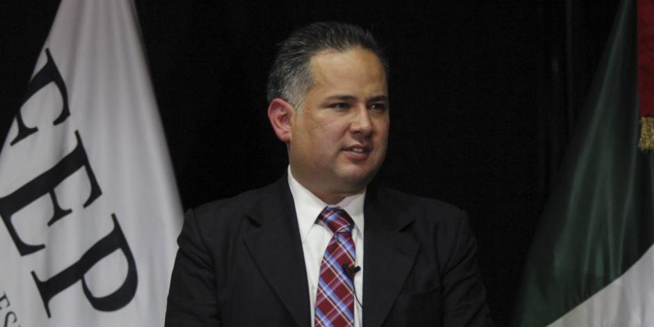 Interponen nueva denuncia contra Santiago Nieto, ex titular de Fepade
