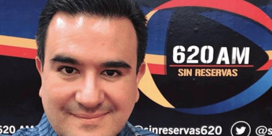 Se llegará hasta las últimas consecuencias en el homicidio del periodista Juan Carlos Huerta FGE-SSP