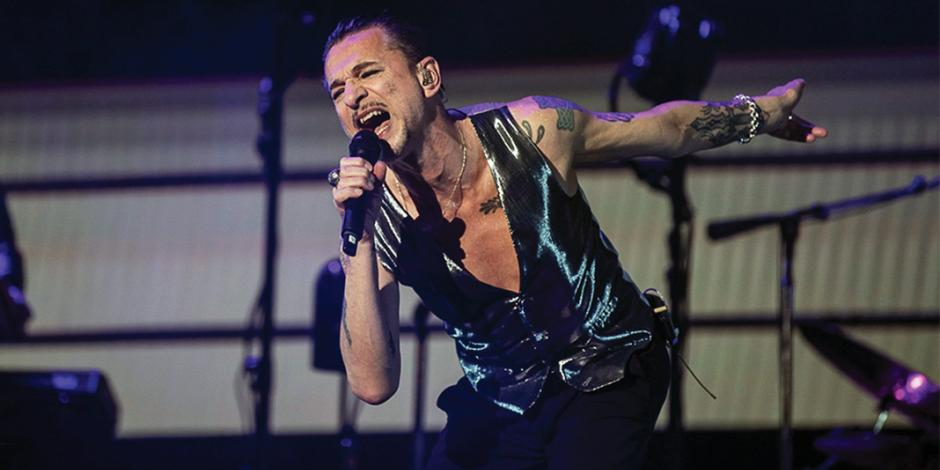 Depeche Mode desata la euforia de 65 mil almas en el Foro Sol