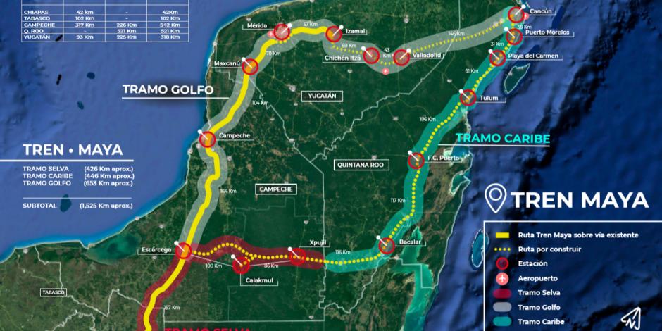 Tren Maya impulsaría sustentabilidad, estima ambientalista