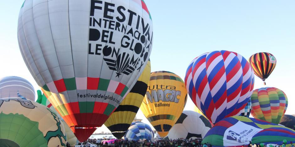 FOTOS: Disfruta este fin de semana el Festival Internacional del Globo