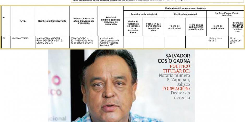 El País: falsificación en venta de nave de Anaya