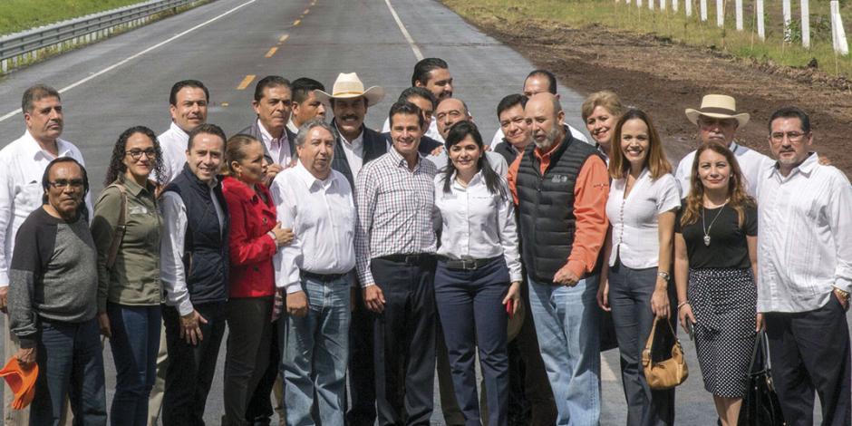 México merece un aeropuerto moderno: EPN
