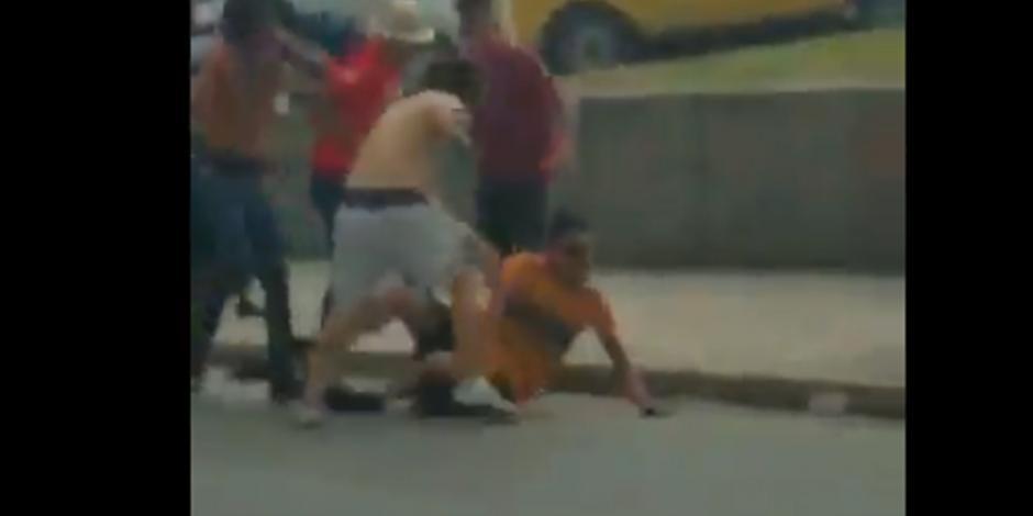 Liga MX pide esclarecer violencia previo a Clásico Regio