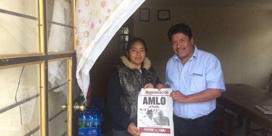 Asesinan a Aarón Varela, aspirante de Morena a alcaldía en Puebla