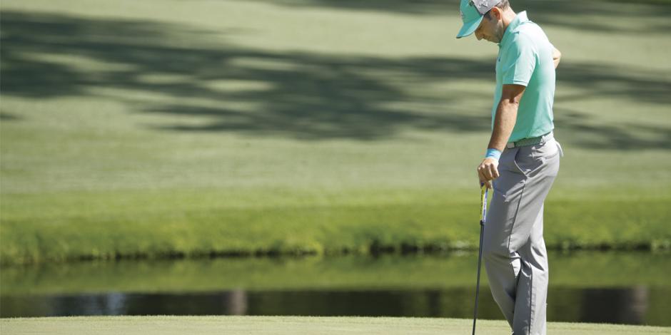 García firma la peor racha en Masters Augusta