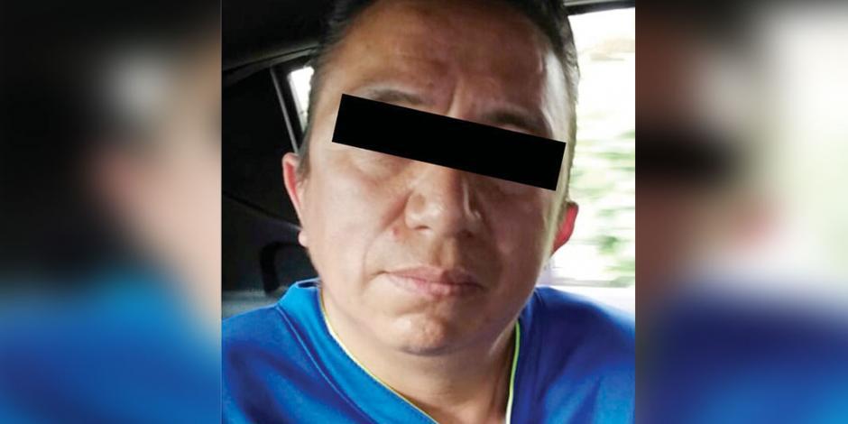Cae chofer de Taxify por abuso sexual