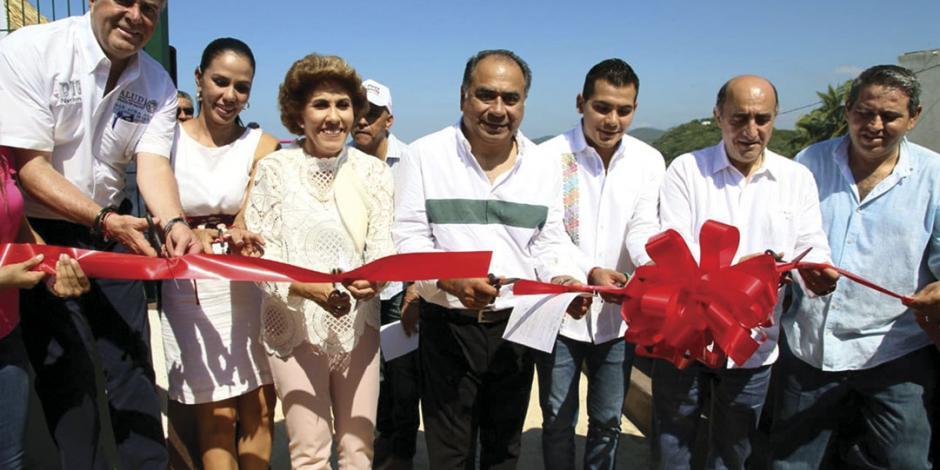 En Guerrero estrenan playa incluyente