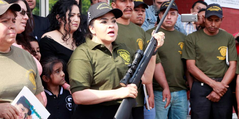 INE: mal hace López Obrador al defender a Nestora Salgado