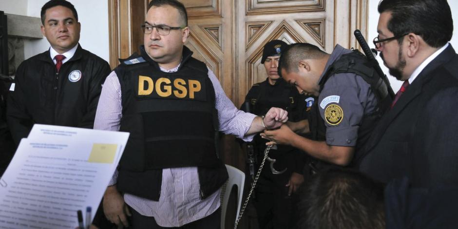 La PGR va contra más cómplices de Duarte