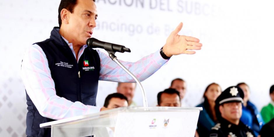 Fortalecen seguridad en Hidalgo con tecnología y trabajo de inteligencia