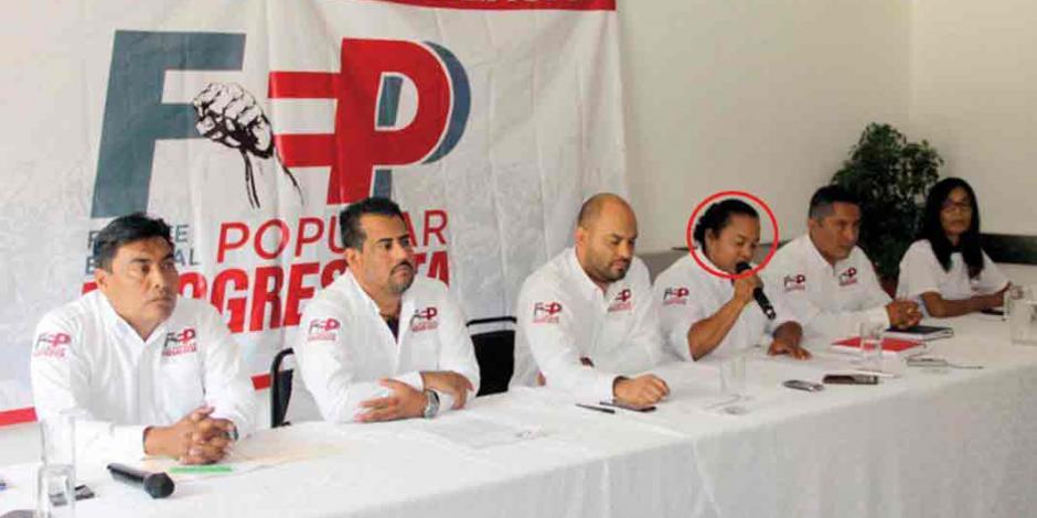 """Ala radical de la CNTE amaga con """"vigilar"""" votos en Oaxaca"""
