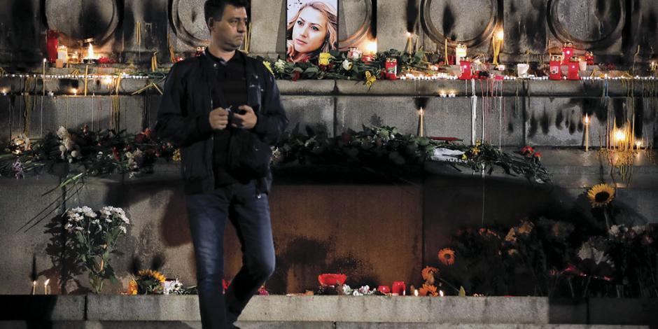 Asesinato de periodista enciende alertas de UE