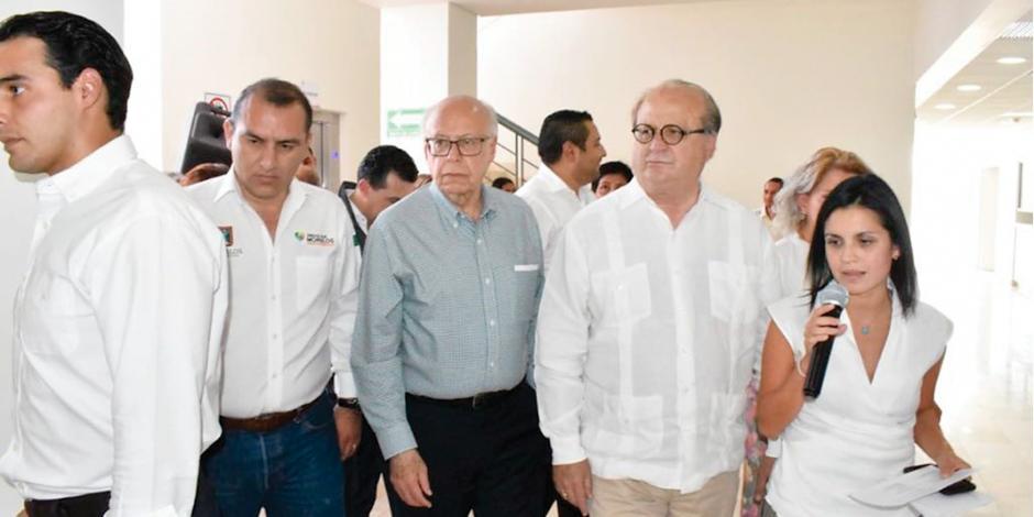 Inauguran nuevo hospital en Morelos