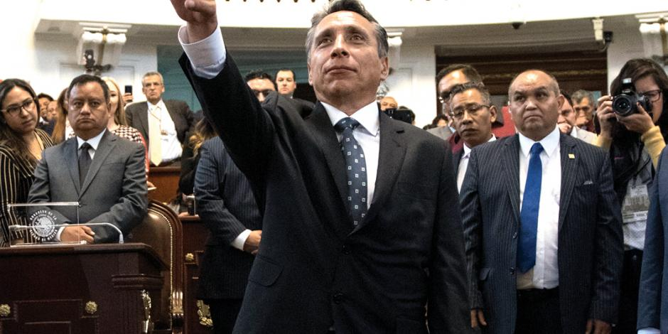 Estoy preparado para gobernar, dice Manuel Negrete