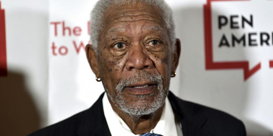 Morgan Freeman ofrece disculpa tras acusaciones de acoso