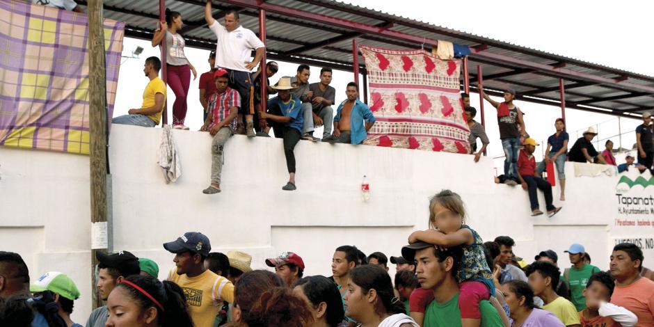 Solalinde: el éxodo se queda en México