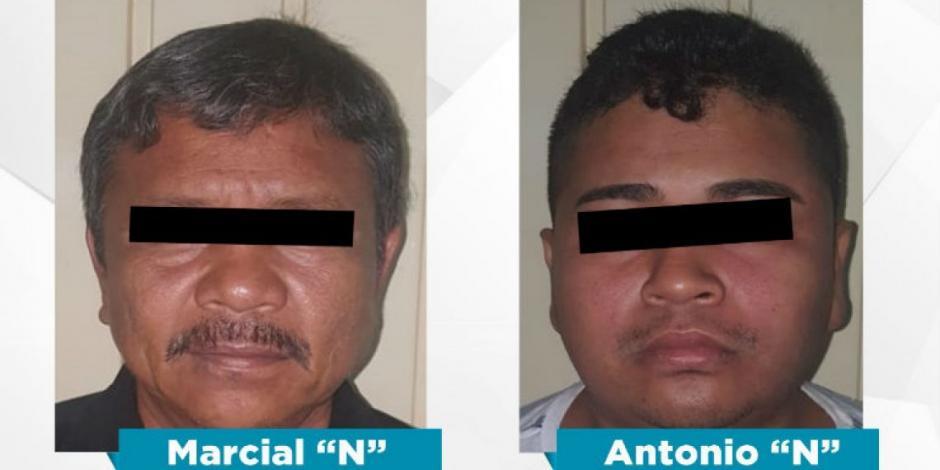 Caen padre e hijo por secuestro de estudiante de la UNAM en Acapulco