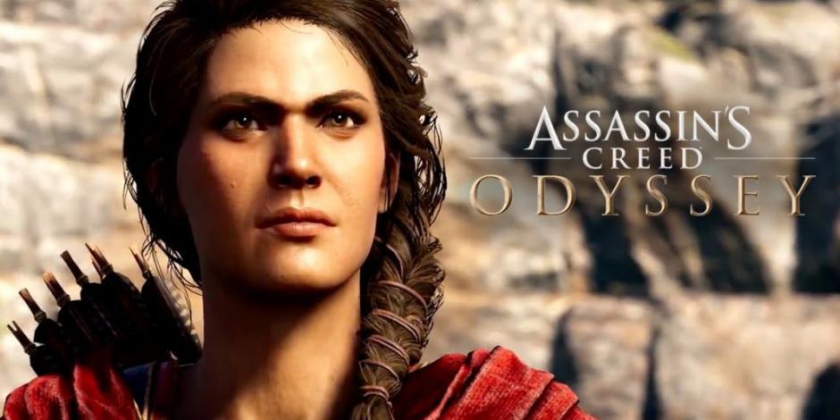 VIDEO: Videojuego Assassin´s Creed Odyssey estrena trailer