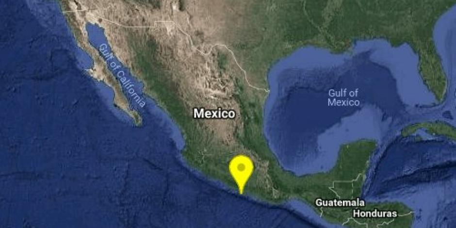 En Acapulco se registra sismo de 4.3 grados: Sismológico