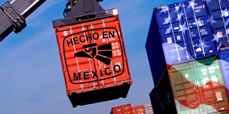 Crecen 17 % exportaciones mexicanas en abril
