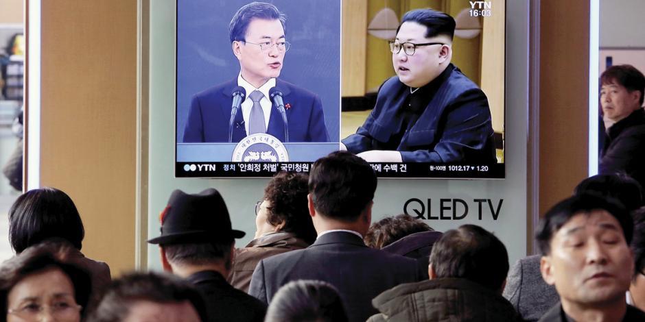 Trump accede a reunirse con Kim Jong-un... en mayo: Seúl