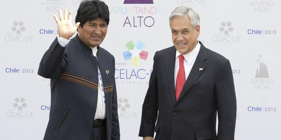 Resuelve hoy La Haya si da a Bolivia pase al mar