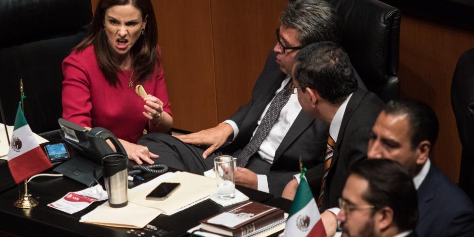 Comisiones del Senado: a Napito, Trabajo; a Félix Salgado, Defensa...