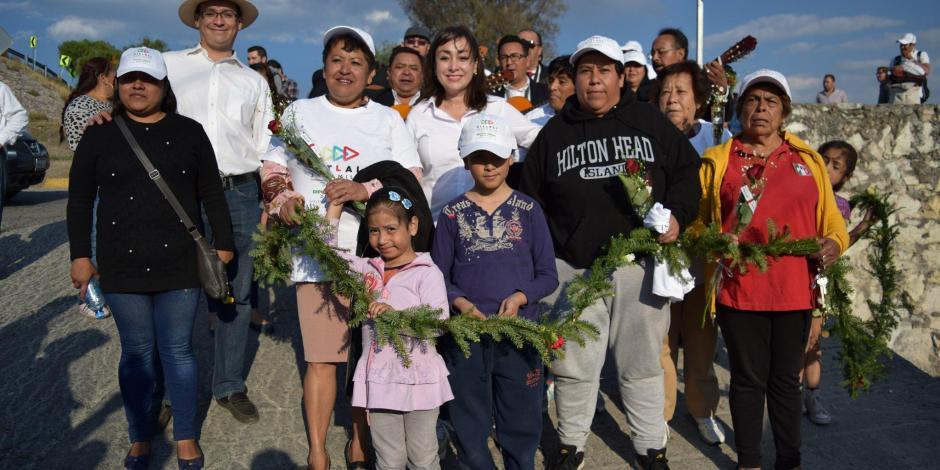 Citlali Jaramillo va por recursos de Cámara baja para fortalecer política social