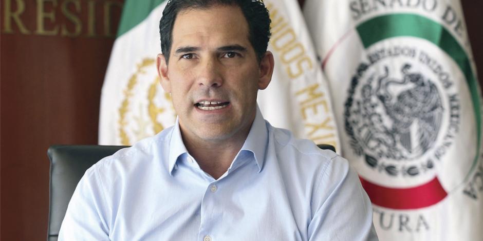 Pablo Escudero: la Fiscalía General no es de mi interés