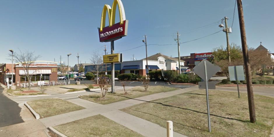 Tiroteo en McDonald's de EU deja un muerto y 4 heridos
