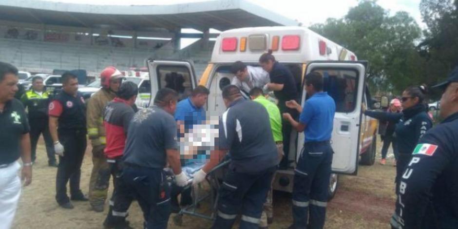 Tras discusión, ejecutan a funcionario de Valle de Chalco