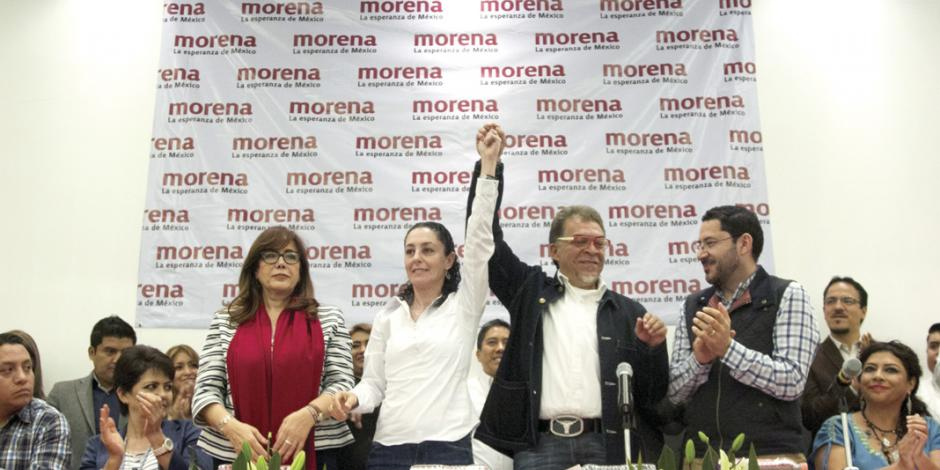 PRD le niega candidatura y ahora se suma a Morena