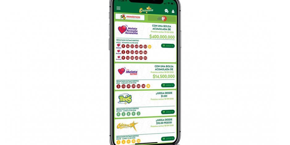 Lanza Pronósticos app C Millonario para jugar desde dispositivos móviles
