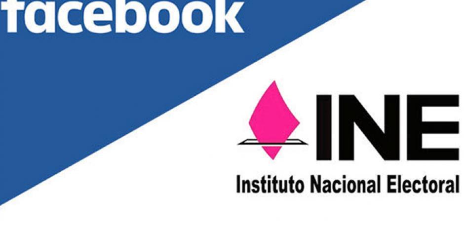 INE y Facebook buscan evitar filtración de datos de usuarios en elecciones