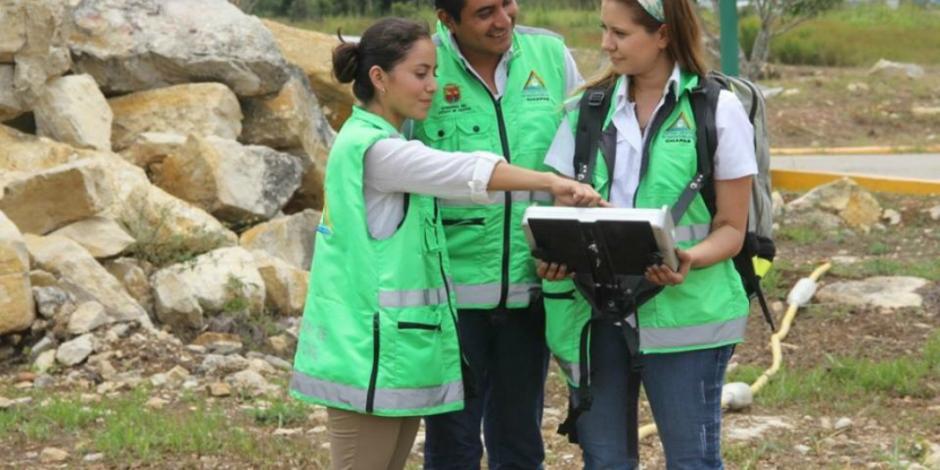 Respalda OIT a Chiapas para mejorar temas de Protección Civil