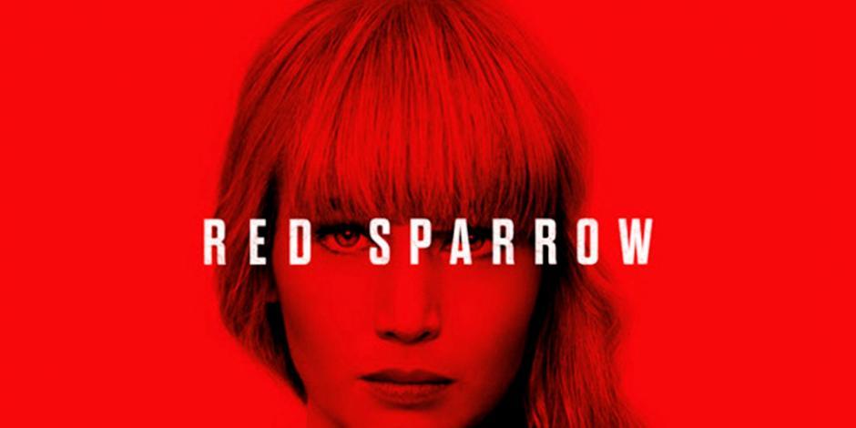Red Sparrow, una de espías para Jennifer Lawrence