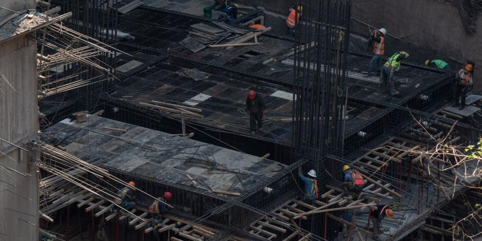horario trabajadores construcción