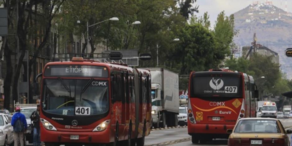 ALDF pide detalles al uso de los recursos obtenidos por publicidad en el Metrobús