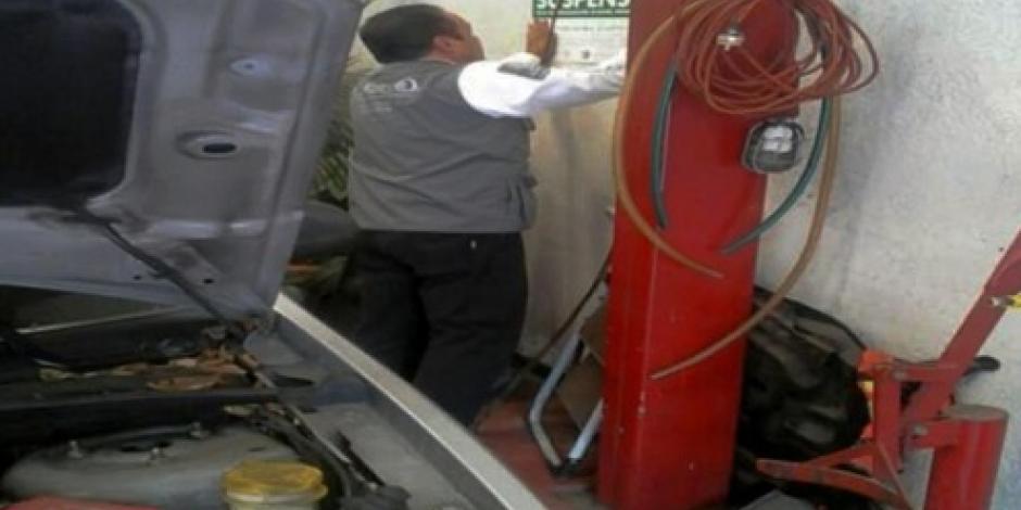 Profeco sanciona 197 talleres mecánicos en el país por prácticas abusivas