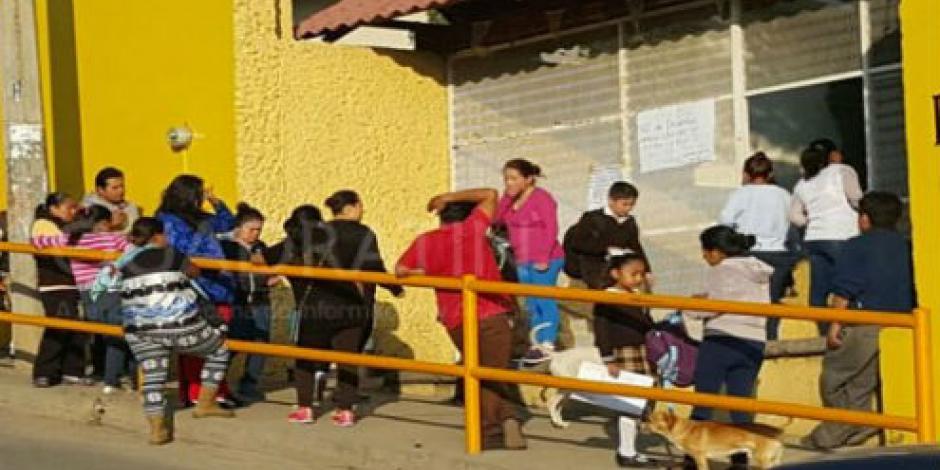 Maestros de la CNTE en Oaxaca sí inician ciclo pero