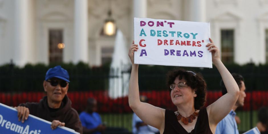 <em>Dreamers</em> realizan ayuno contra eliminación del DACA