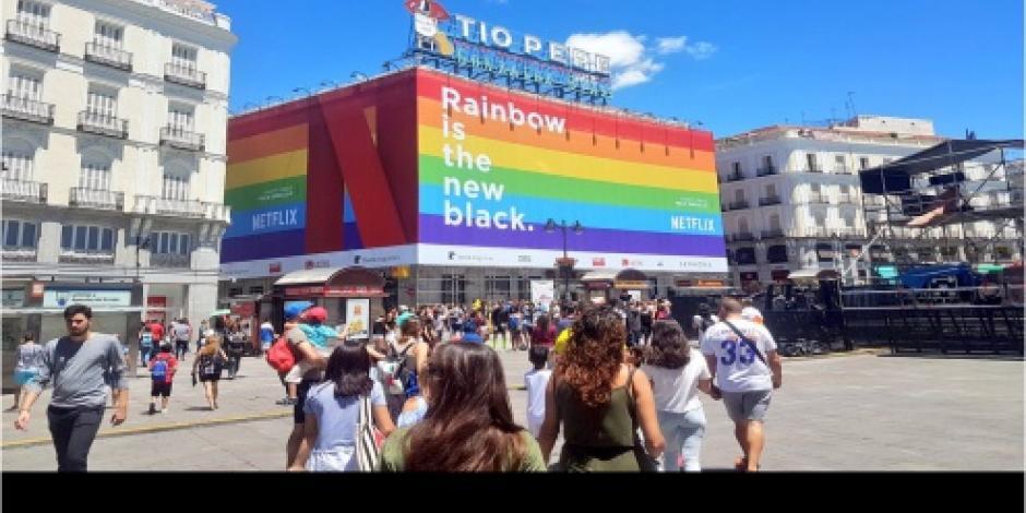 Policía española despliega más de 3 mil elementos de seguridad por World Pride 2017