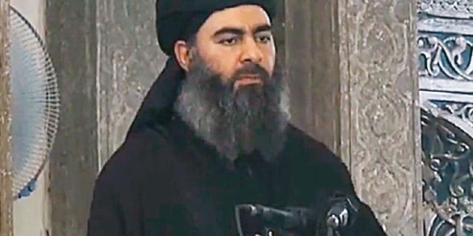 Sin certeza, Observatorio Sirio  anuncia muerte de líder del EI